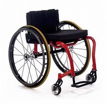 Crossfire T6 Wheelchair