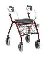 Dolomite-Legacy Rollator