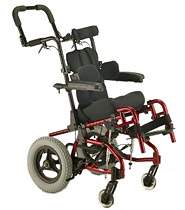 Spree XT Folding Manual Wheelchair